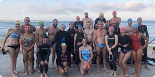 Social Ocean Swim