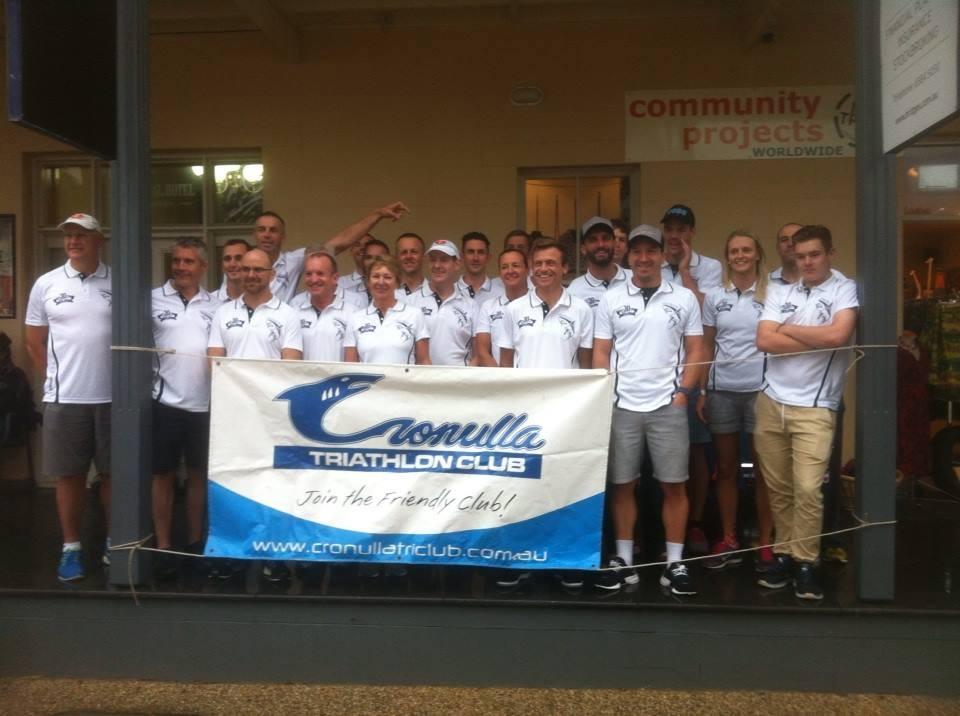 Australian Ironman Sendoff Club BBQ