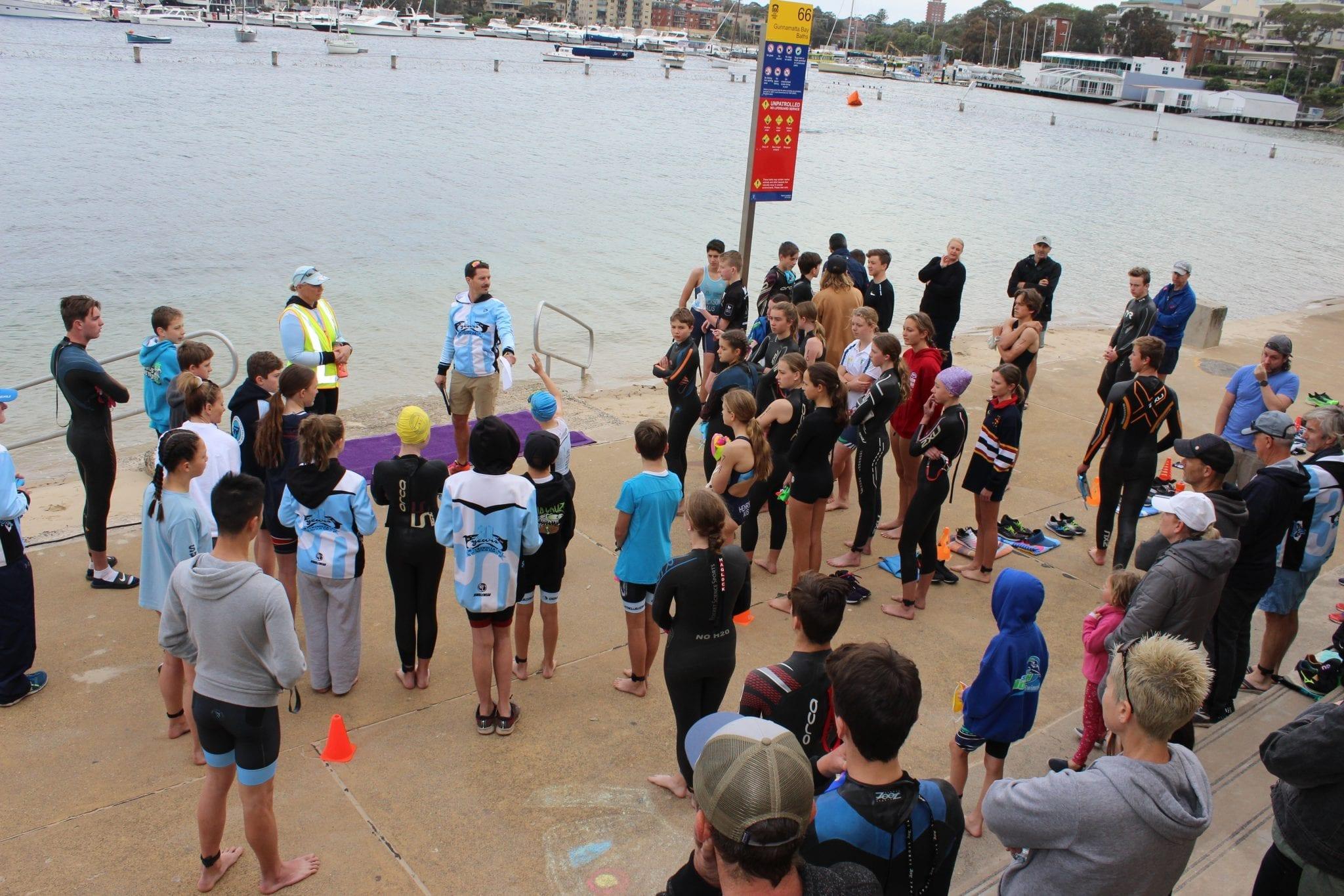 Weekly Social Ocean Swim